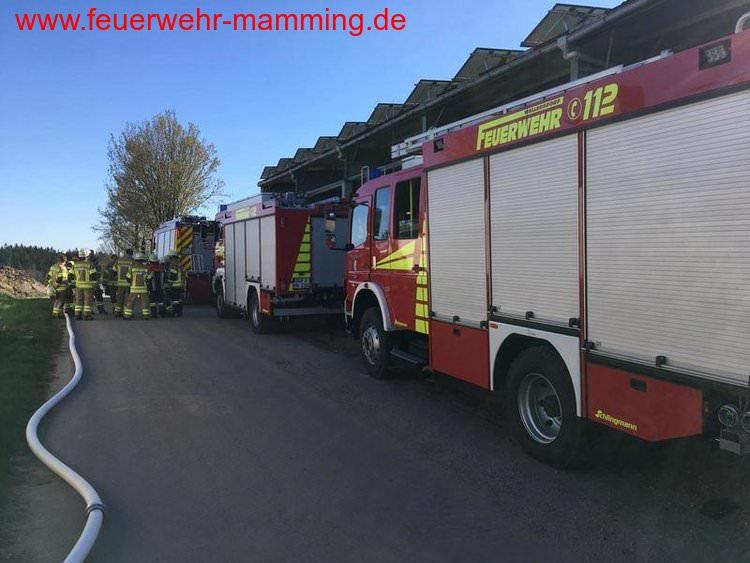 Waldbrand, 18.04.2019